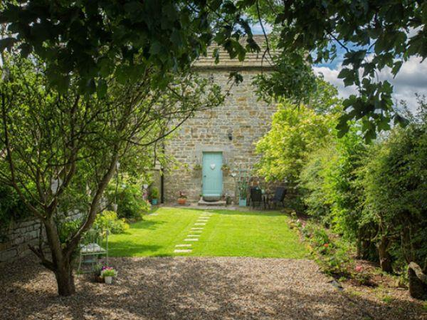 West Wing Cottage in Northumberland