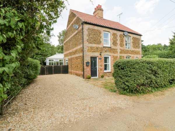 Westbury Cottage in Norfolk