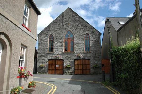 Westcombe House in Powys