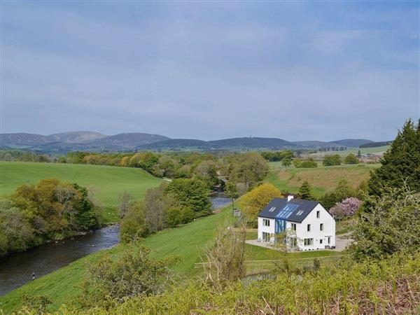 Wester Auchleuchrie in Angus