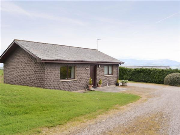 Wester Brae Highland Lodges - Maple in Ross-Shire