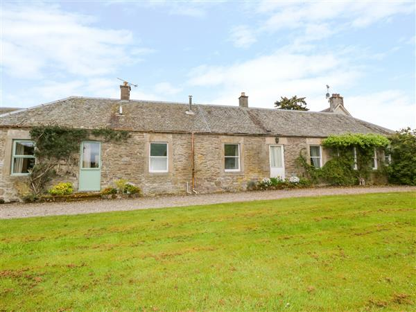 Wester Broich Farm Cottage in Perthshire