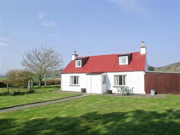 Wester Croachy Cottage in Inverness-Shire