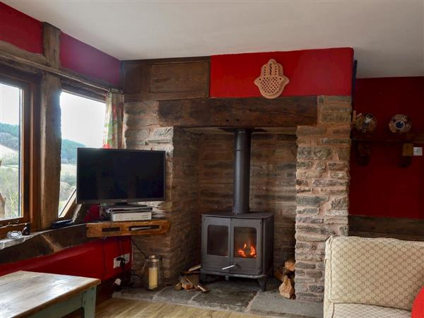 Western Lye Farm Annexe in Herefordshire