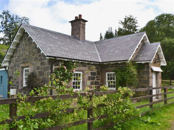 Westerton Lodge in Perthshire