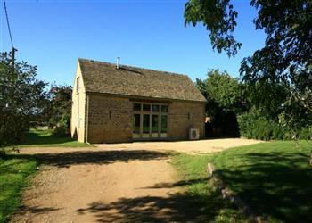 Westfield Barn in Yelford near Oxford