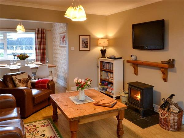 Westfield Farm Cottage in Northumberland