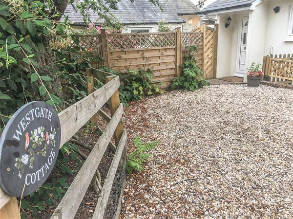 Westgate Cottage in Kent