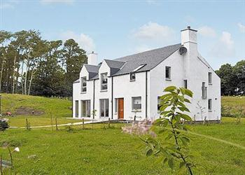Westloch Cottage in Berwickshire