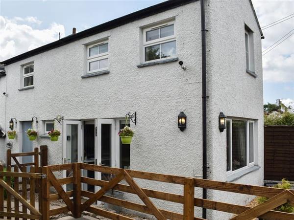 Weston Cottage Annex in Cumbria