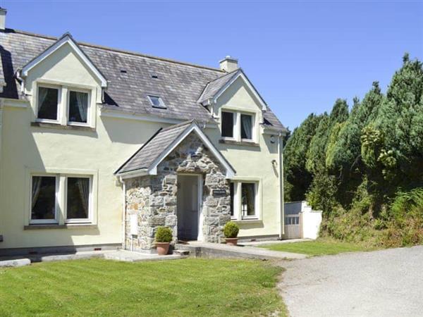 Wheal Daniel Cottage in Cornwall