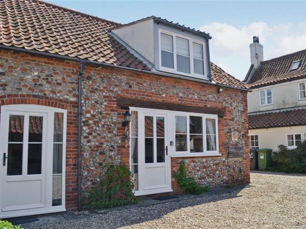 Wherry Cottage in Norfolk