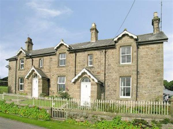 Whitchester Farm Cottage in Northumberland