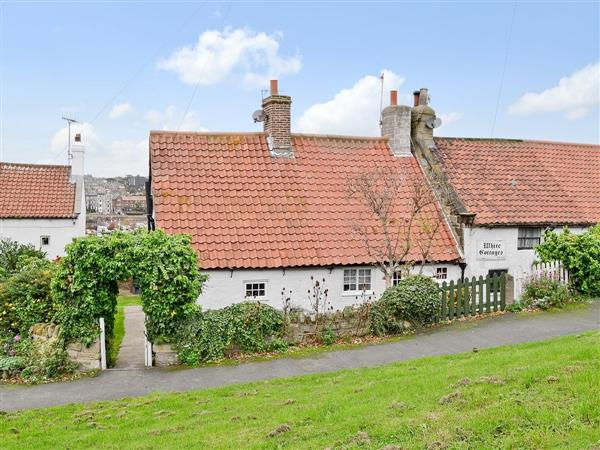 White Cottage in North Yorkshire