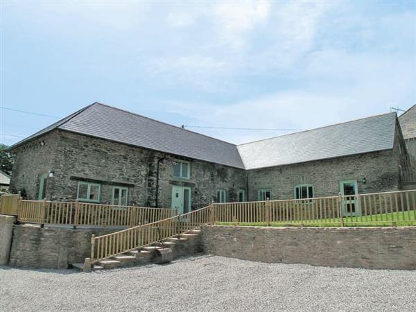 White Dove Barn, Devon