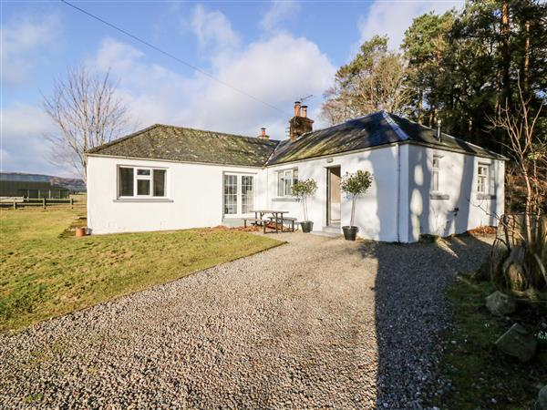 White Hillocks Cottage in Angus