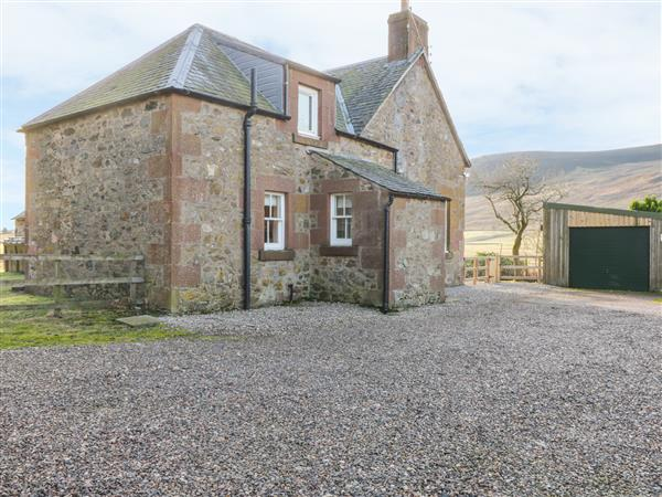 White Hillocks Farm House in Angus