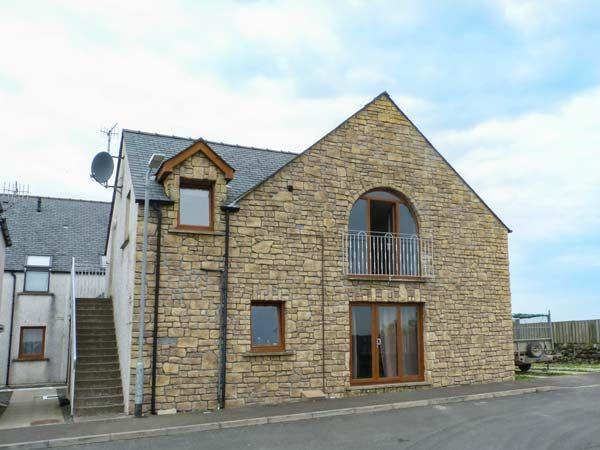 Whitepark Apartment in Kirkcudbrightshire