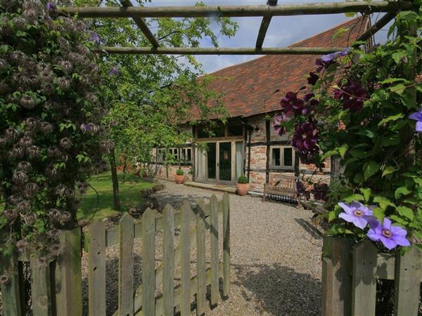 Whites Farm Barn in Gloucestershire