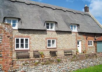Whites Farm Cottage in Norfolk
