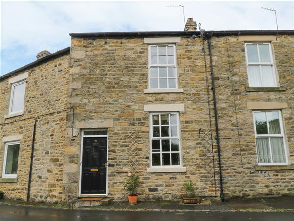Whitfield Cottage (21 Silver Street) in Durham
