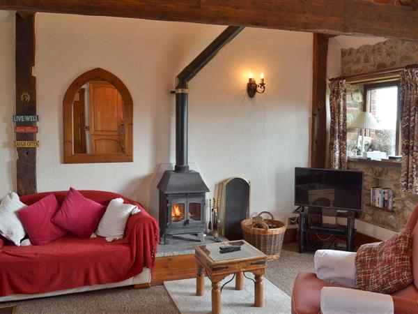 Whitwell Farm Cottages - Brandys in Devon