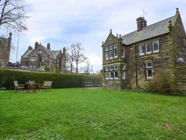Whitworth Lodge in Derbyshire
