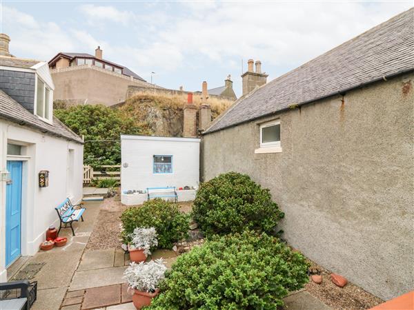 'Why Not' Cottage in Macduff, Aberdeenshire
