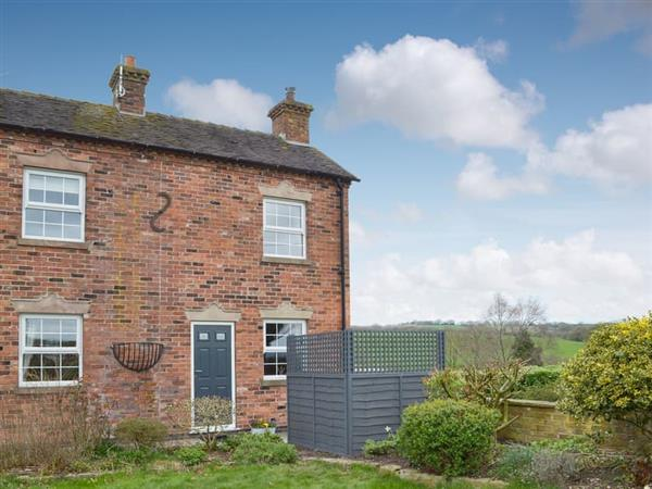 Whympney Cottage in Staffordshire