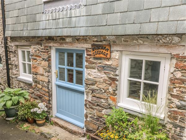 Wickham Cottage in Cornwall