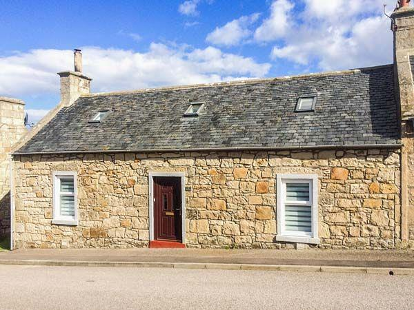 Wickie Cottage in Morayshire