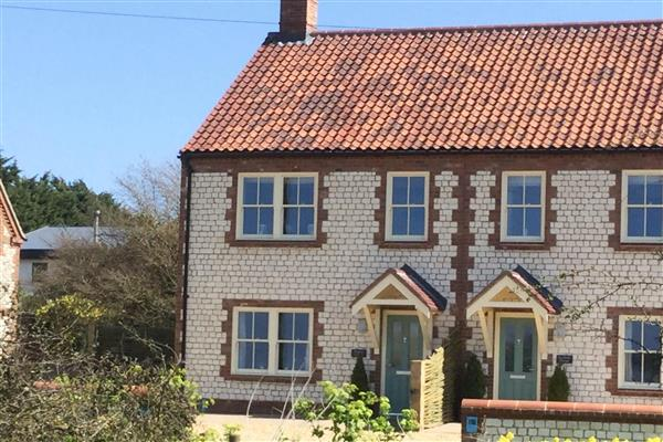 Wigeon Cottage from Norfolk Hideaways
