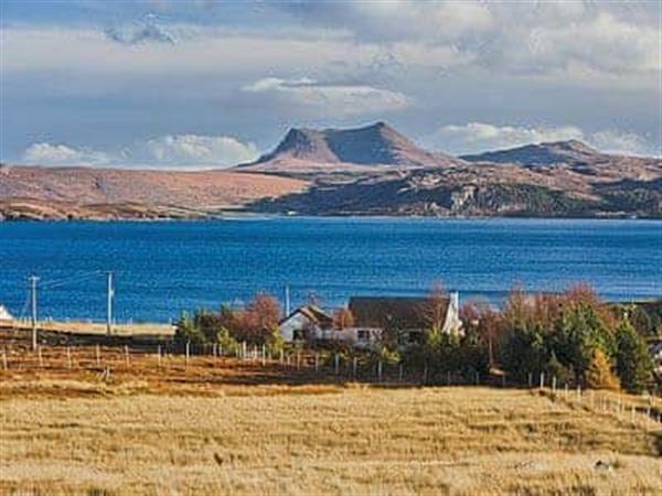 Wilderness Retreat in Ross-Shire