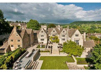 Wilfred Manor in Gloucestershire