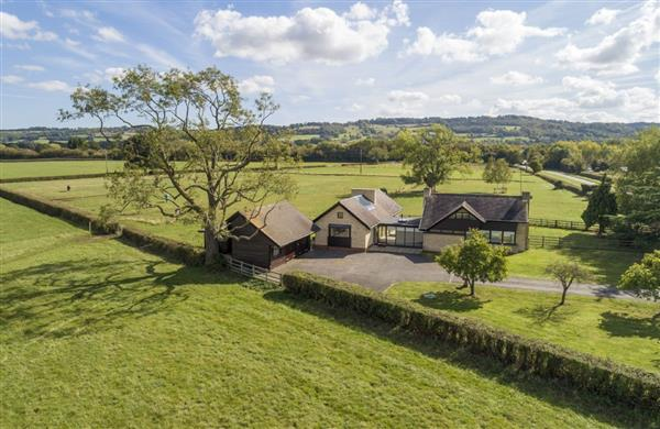 Willersey Farm House in Gloucestershire