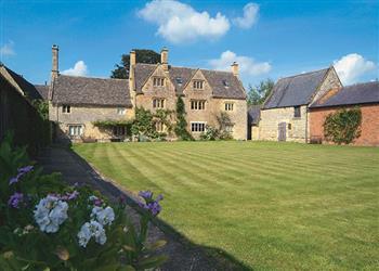 Willington Farmhouse in Warwickshire