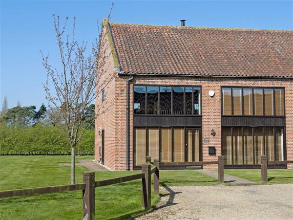 Willow Barn in Norfolk