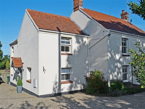 Willow Cottage in Norfolk