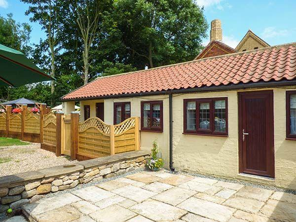 Willow Cottage in North Humberside