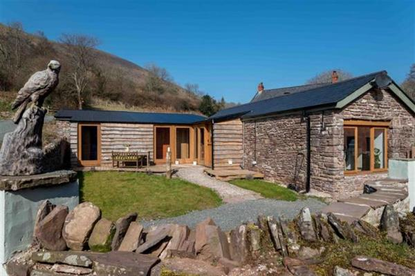 Willow Cottage in Powys