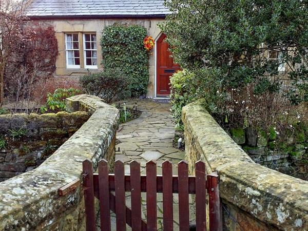 Willow Cottage in Northumberland