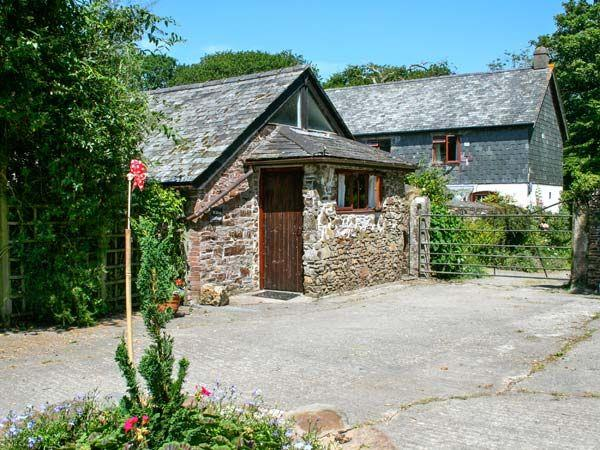 Willow Cottage in Cornwall