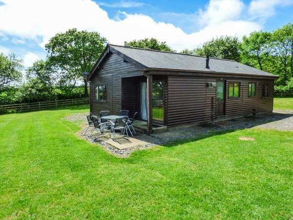 Willow Lodge in Boyton near Bude, Cornwall
