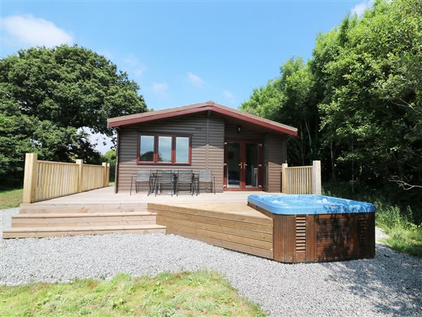 Willow Lodge in Cornwall