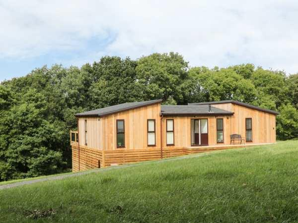 Willow Lodge in Shropshire