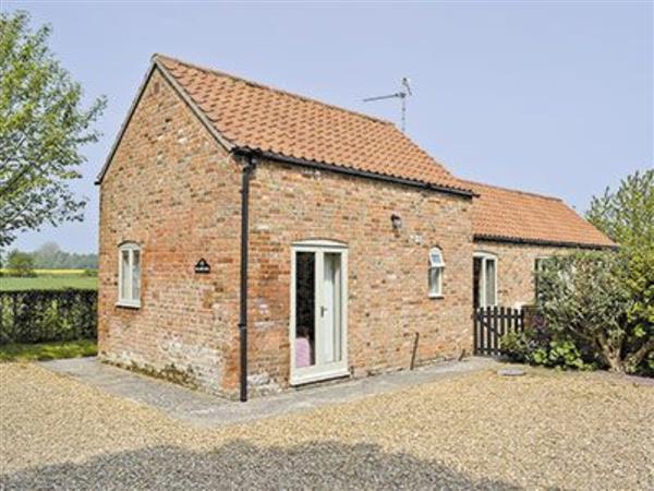 Willows Barn in Norfolk