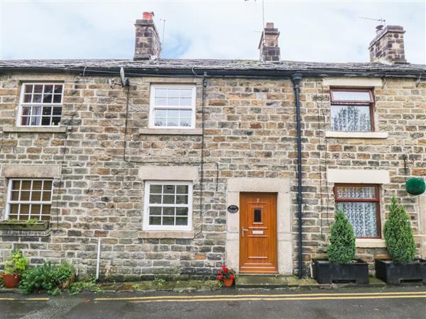 Winn Cottage in North Yorkshire