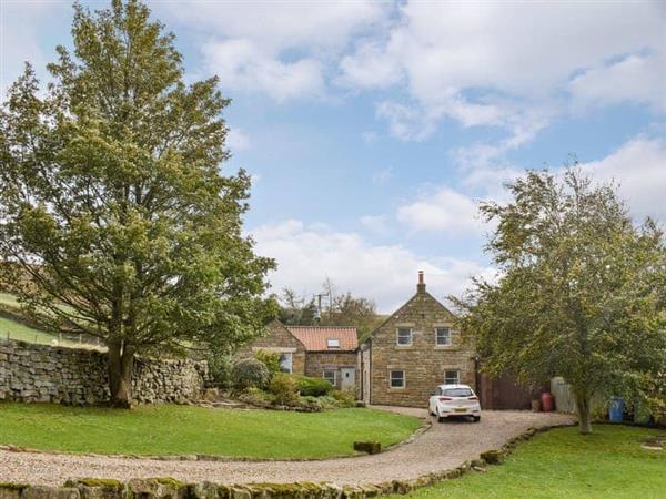 Winter Gill Barn, North Yorkshire