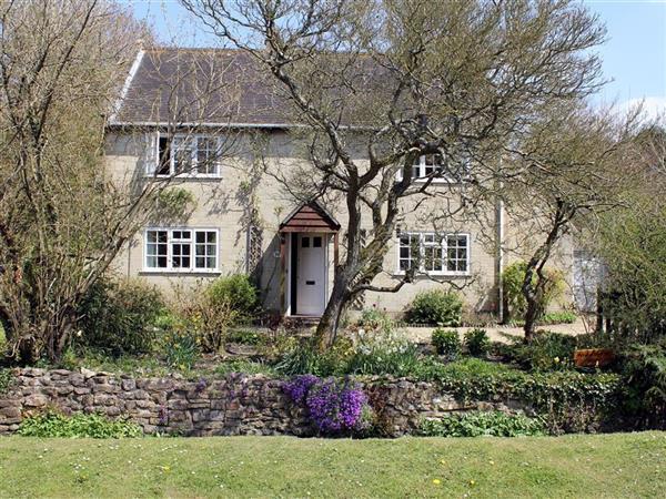 Winterbourne Cottage in Wiltshire