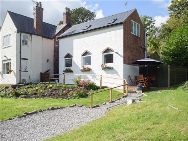 Wokkon Lodge in Shropshire